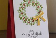 SU - Wondrous Wreath / by Donna Mc.