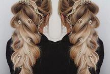 HAIR STYLE / Стрижки, прически, окрашивание...