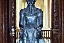 Egypte et ses mystères-Minland Patrick / Découverte des Grands et Petits mystères de l'Egypte ancienne.