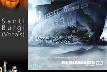 Santiago's Albums of the week / by Fughu Progressive Metal Band
