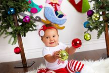 Children Christmas Photo
