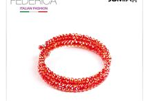 Bracelet - Color / In Federica Italian Fashion's jewels collection, you can find also bracelets lines. This is color line.