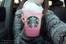 •DRINKS• / Starbucks / by Madi