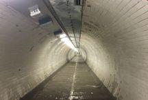 Architecture / Greenwich tunnel
