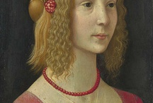 arte - Domenico Ghirlandaio (1449-1494) / arte - pittore italiano