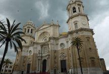 Cádiz Cathedral / Catedral de Santa Cruz de Cádiz