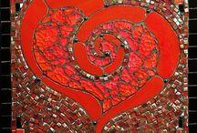 random mosaic