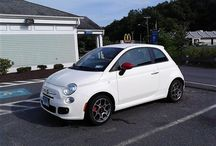 2012 Fiat 500 Sport For Sale / 2012 FIAT 500 SPORT 10.786 RUNS GREAT WHITE LOADED 5 SP HAS CT REBUILD TILE . DAILY DRIVER IT IS REG IN THE STATE OF CT BETWEEN 28,40 MPG.  $12,700.00