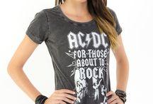 Violeta Skate Rock Tees.