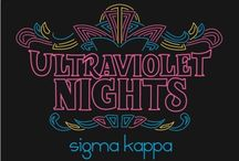 sorority formal themes