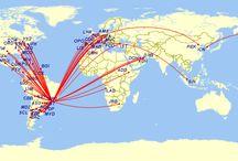 Para Sua Viagem / Algumas dicas para uma viagem tranquila. Documentos, passaportes, vistos.