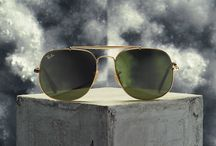 The General Steps Up / Bold. Tough. Ready // The ultimate celebration of the iconoclastic spirit of Ray-Ban.