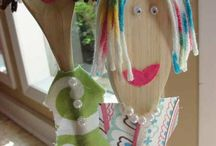 Kids Crafts / To keep children happy and entertained...