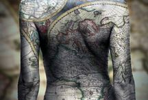 I Love Maps / by CrowBiz / Carol Wannemacher