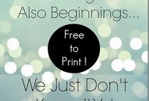 Printables for scrapping