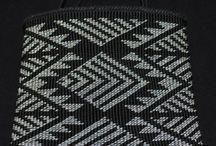 "Te Ao Maori : Taniko Weaving /  Taniko is a traditional weaving technique of the Māori of New Zealand related to ""twining"""