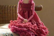 Dolls / by Miriam Stewart-Smith
