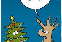 Weihnachten, Silvester, Ostern ...