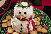 CHRISTMAS FOOD / food / by Tammie Albin