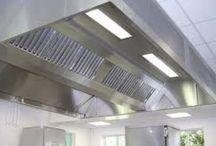 Restaurant Ventilation Systems / Restaurant Ventilation installation from CSL installation Auckland New Zealand