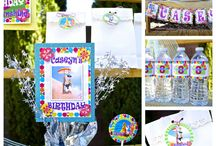 Frozen Olaf summer party