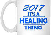 2017, it's a healing thing!