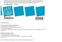 Neiman Marcus discount code