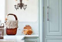 Голубая кухня / Кухня моей мечты