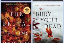 Louise Penny Books / Inspector Gamache mystery series