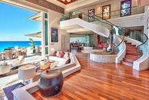 Beach homes that I love!!
