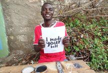 Hand Crafted Kenyan Belts