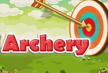ARCHERY GAMES GAMES