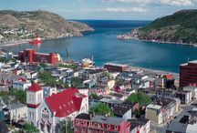 There is a city / St. John's, NL, North America's oldest and most easterly city. You know this place is going to be special. The sun rises here first and the parties last all day long. We've got the most fog, snow, and rain of Canada's major cities but our spirits aren't dampened at all. This is life on the edge.