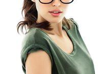 Oversize glasses