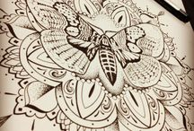 Tattoos and stuff / sketches and tattoos