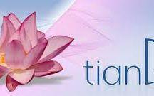 tianDe kosmetika,můj blog