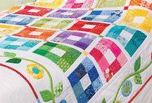 Narzuta patchwork