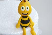 Kindergeburtstag Biene Maja
