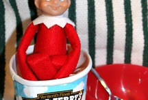 Elf on the shelf #2 / by Laura-Rusty Cordle