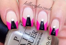 Nails!!!!!! / Amazing,beautiful and creative nails / by Chelle Chelle