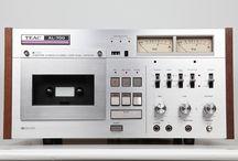 TEAC / Vintage Retro Hi-Fi Stereo
