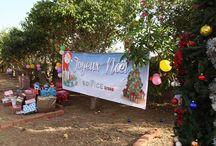 Arbre de noel 2015 / difice Group a organisé, le samedi 19 décembre dans la cours du SELECT NIGHT CLUB du côté de ouaga 2000, le traditionnel arbre de Noël pour les enfants des travailleurs de l'entreprise.