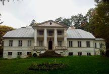 Łęgonice - Pałac