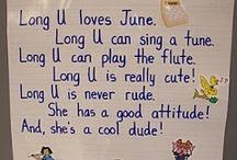 School -English / Spelling / Grammar / by Kayleen Feil