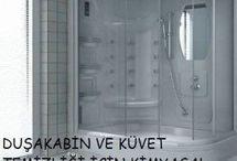 banyo temizligi