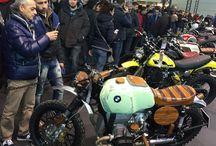 BMW La Giardinetta by Luismoto a Verona MBE Motor Bike Expo / BMW La Giardinetta by Luismoto a Verona MBE Motor Bike Expo