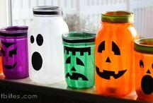 Halloween / Boo! / by Sheena House