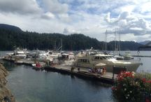 Boating Destinations / Great west coast places to boat