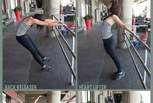 Stretches/Exercise