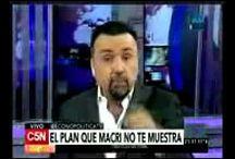 Camara oculta. Te mostramos el plan de Macri